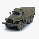 military truck 3D models