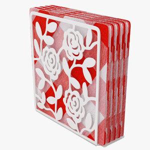 3d tissue