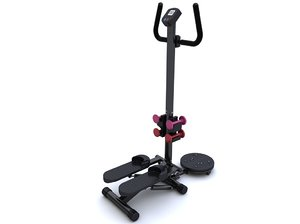 3d 3ds exercise equipment