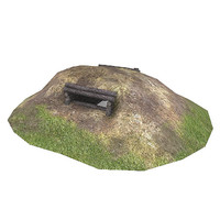 WW2 Pillbox 2