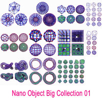 Nano Object Big Collection 01