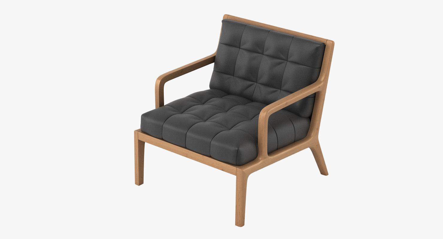 max lucan armchair