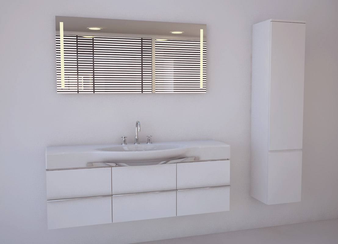 c4d laufen palace bathroom basins