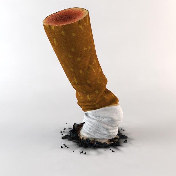 butt cigarette max