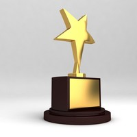 Star Awards Trophies 2