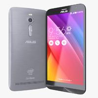 3d model smartphone asus zenfone