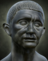 cato marcus bust lwo