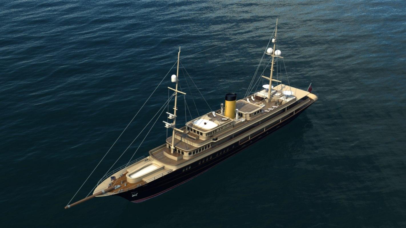 max luxury yacht