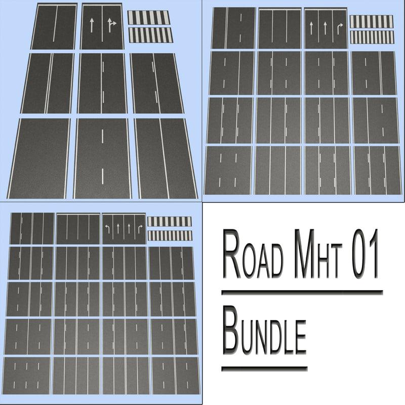 3d road mht 01