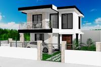 house model3