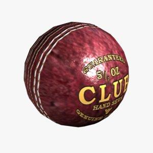 max cricket ball