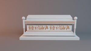 sarcophagus c4d