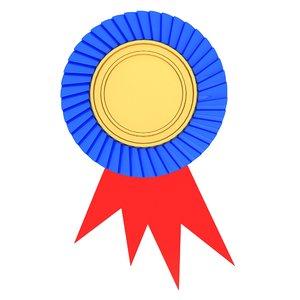 3ds max awards medal