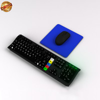 Computer Keyboard n Mouse