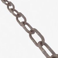 Old Steel Chain