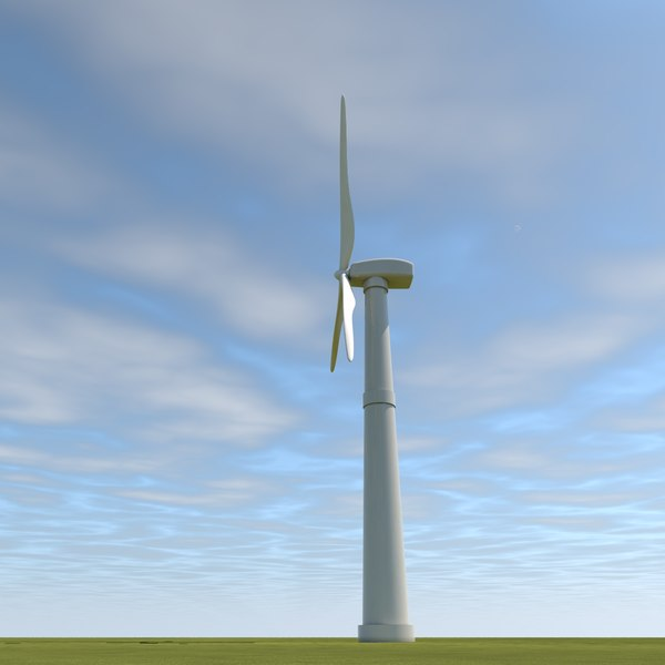 windmill grows c4d