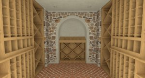 3ds wine cellar