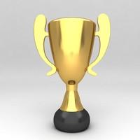 3d max awards trophies