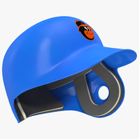 3d batting helmet
