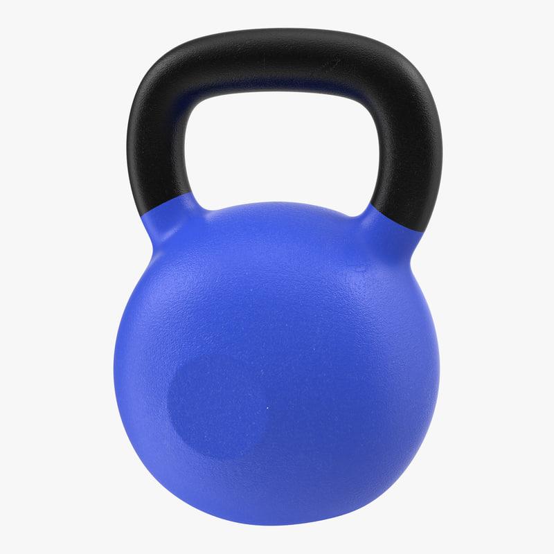 kettlebell 2 blue max