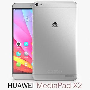 max huawei mediapad x2