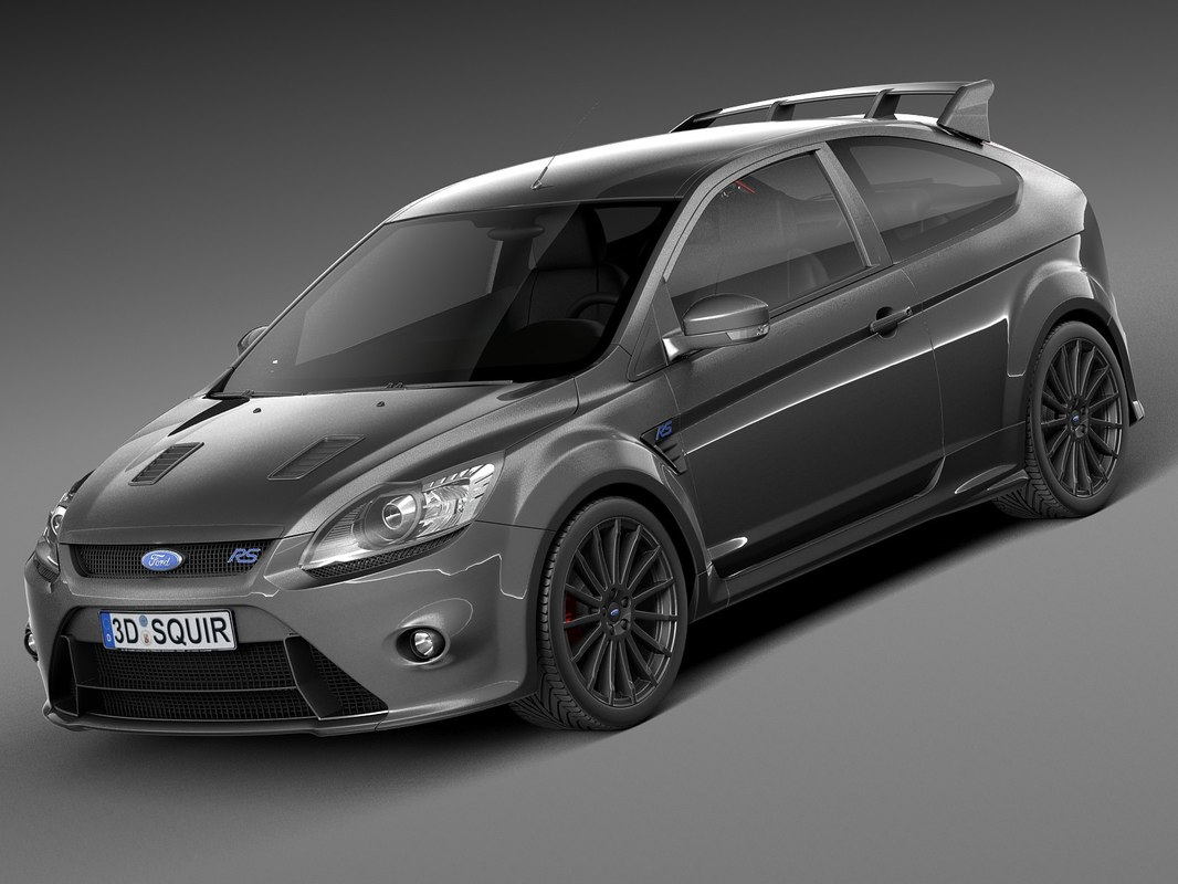 focus rs rs500 3d 3ds