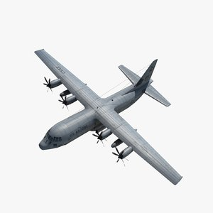 c130j hercules transport aircraft max