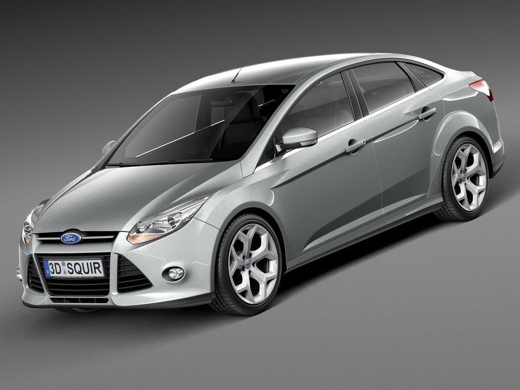 ford focus 2011 sedan