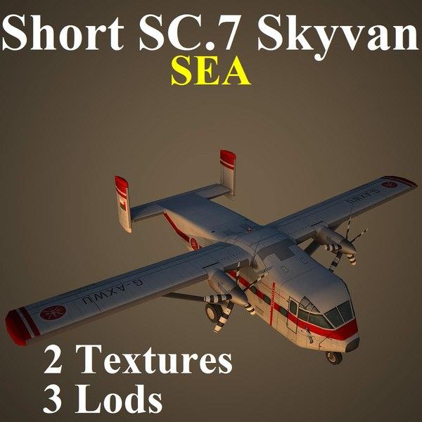 3d short sc 7 sea