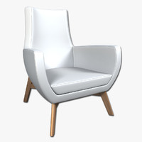 model lounge chair