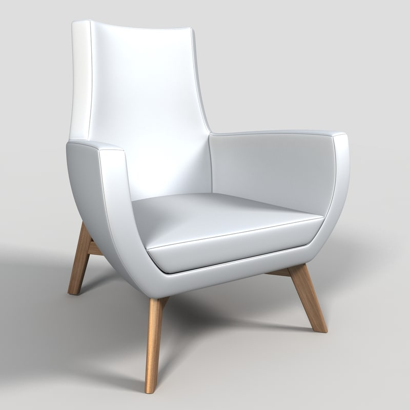 model lounge chair