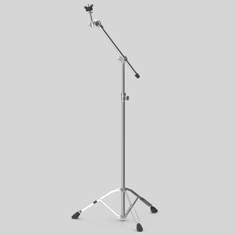 c4d cymbal stand