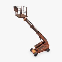 3d cherry picker
