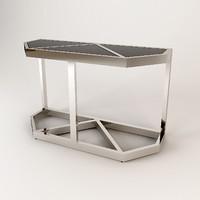 3d eichholtz benoit console table
