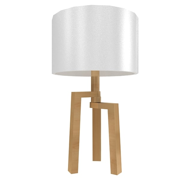 max wooden lamp