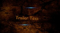 free blend model trailer text