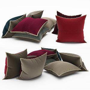 3d pillows 75 model
