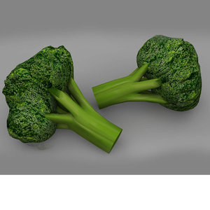 broccoli 3d 3ds