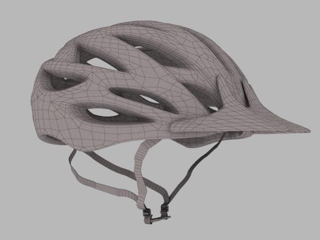 maya bike helmet 3