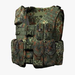ncstar molle vest armor 3d max
