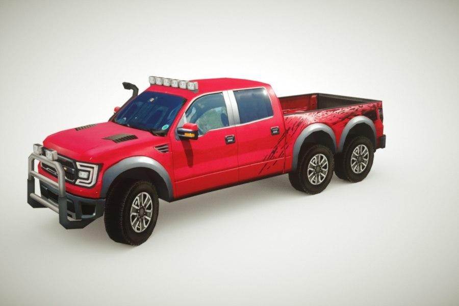 3d model generic v1 color