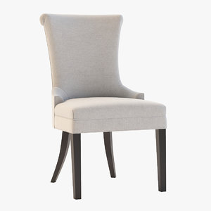 bolier classics chair 3d 3ds