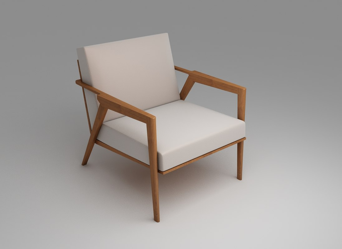 max chair holly hunt