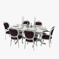 Dining Table Set by Cavio