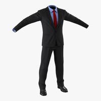 3d model of suit 11