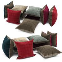 pillows 74 3d max