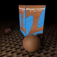 Carpet and Laminate Wood Textures