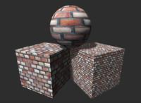 Brick Wall 6