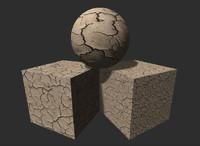Cracked Mud 8