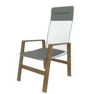 3d model ikea nolbyn armchair